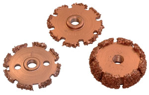 Self cooling wheels