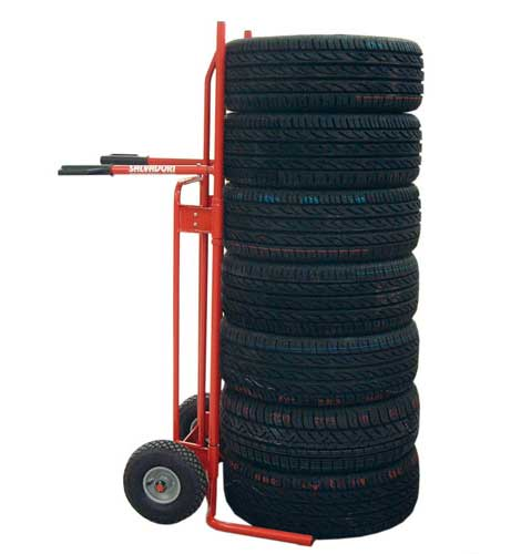 "TYRE CARRIER ""CADDY"""