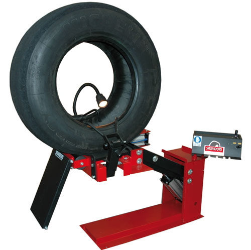 Tyre expander for inspection (cars and trucks)