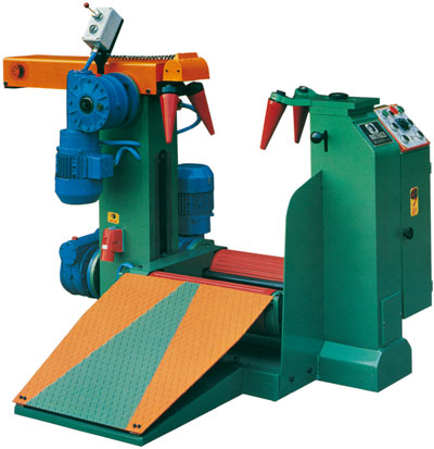 "ROTARY TYRE INSPECTION MACHINE SIZES 14"" TO 24"""