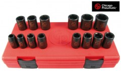 Impact socket kit SS4114 1/2