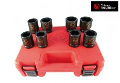 Impact socket kit SS318 3/4