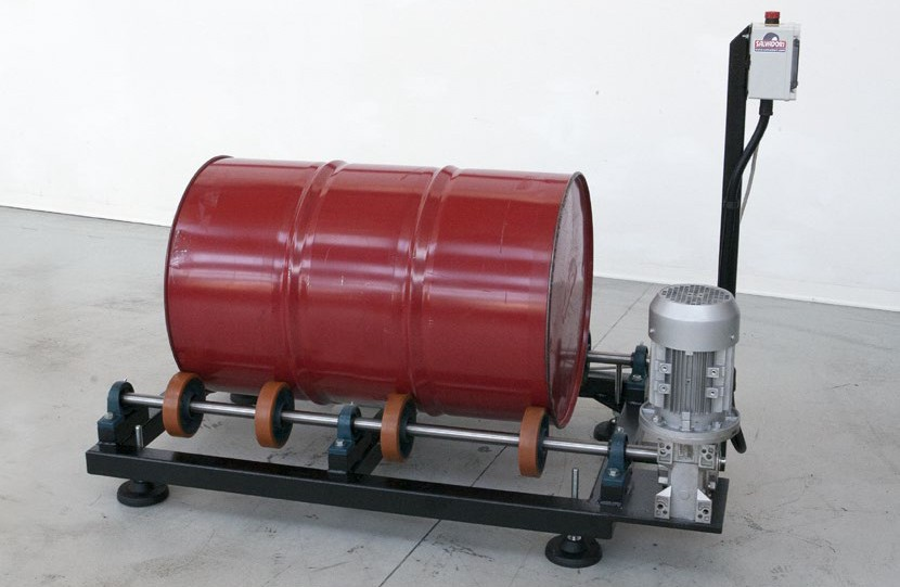 200 litre drums agitator