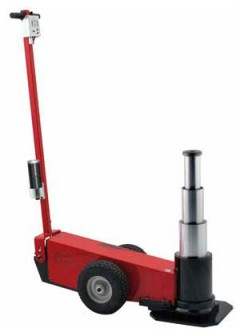 YAK Air-hydraulic jacks - 80/50/25 t.