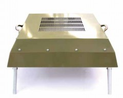600 x 600 mm 1200W infrared drying unit