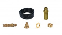 Assembly kit for large bore