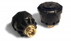 OTR tire pressure sensor-large bore