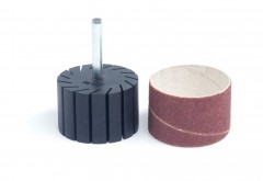 Adaptor for Carbide Tube and for Abrasive belt