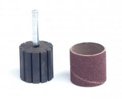 Adaptor for Carbide Tube and for Abrasive belt  Ø 30x30