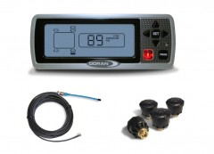 TPMS kit for OTR tires - 4 wheels